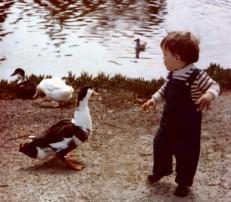 Joe and Duck